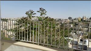 Furnished 3 BR/ with big terrace in webdieh