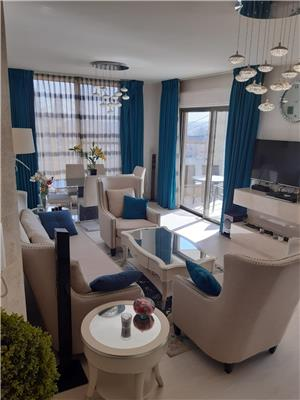 Modern furnished 2 BR with view to abdoun bridge