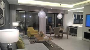 New Modern 2BR Furnished G.F. with garden in Abdoun