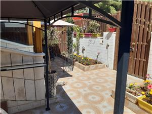 G.F Furnished 3 BR  with garden